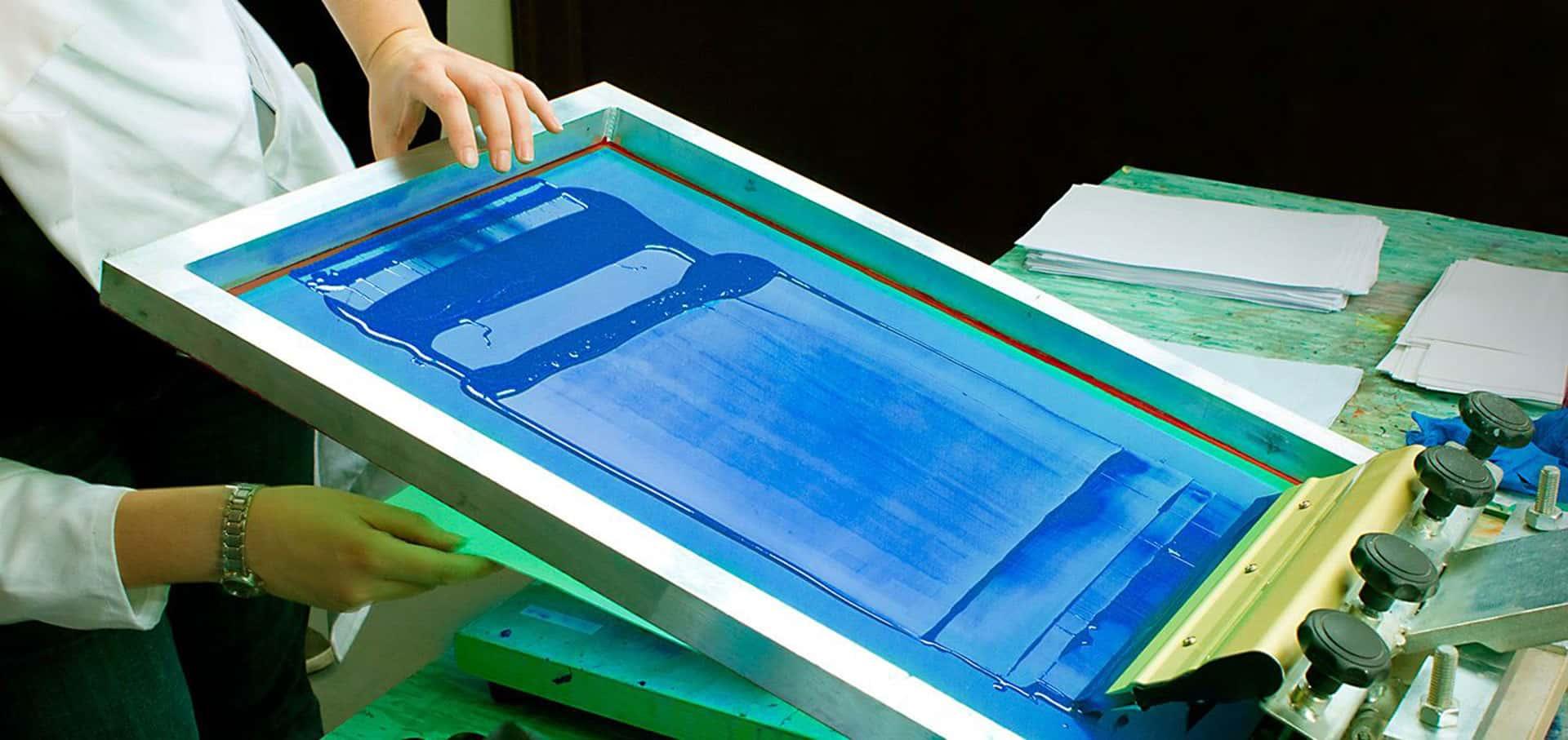 sito štampa forma šablon