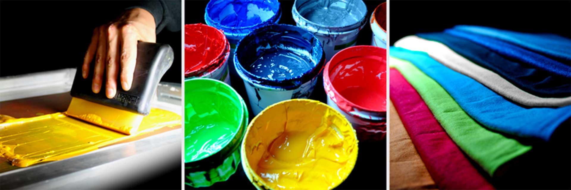 boje, rakel, dezeni, tekstil, sito štampa