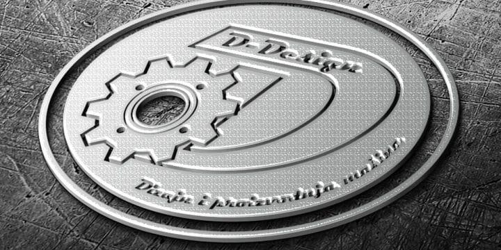 "Logo dizajn ""D- Design"""