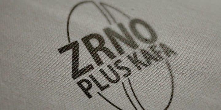 "Logo dizajn ""Zrno Plus Kafa"""