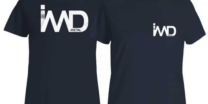 """IMD metal"" majice"
