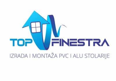 "Logo dizajn ""Top Finestra"